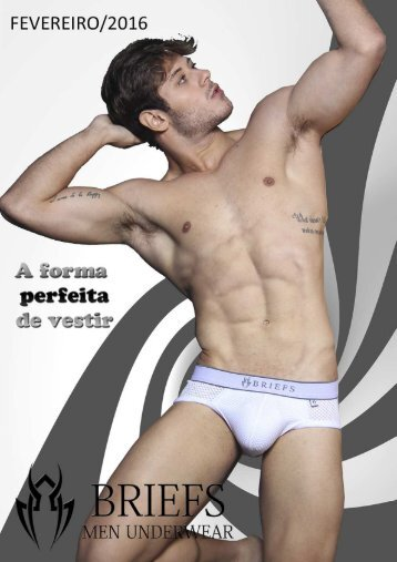 CATALOGO BRIEFS MEN UNDERWEAR