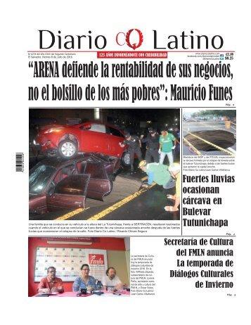 Edición 08 de Julio de 2016