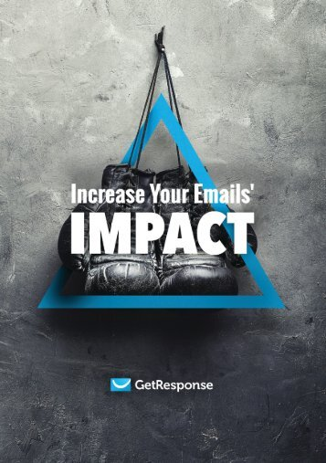 Increase Your Emails' Impact 1 | Share this guide