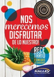 RECETARIO COLOMBIA
