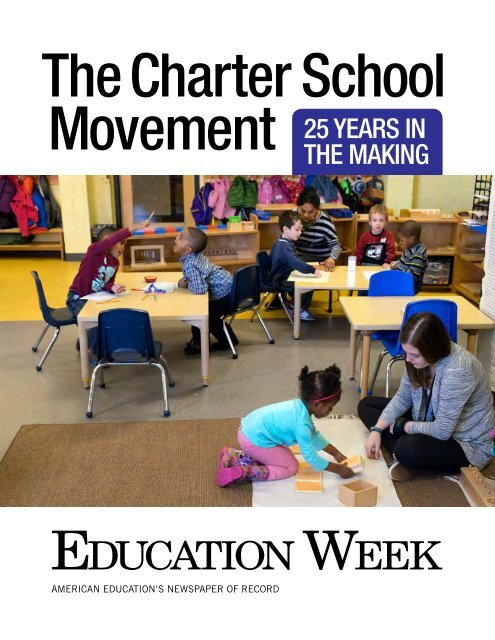 The Charter School Movement