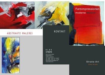 Malerei - Elke Strate