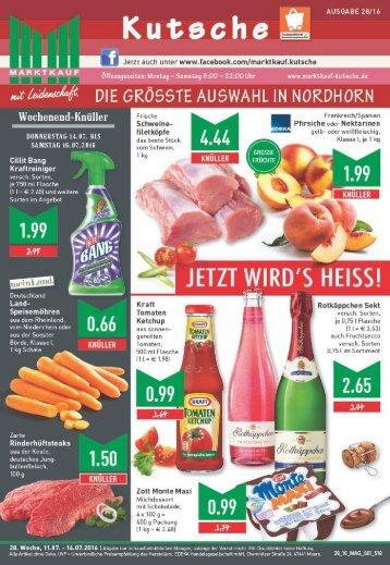 Marktkauf Kutsche KW28