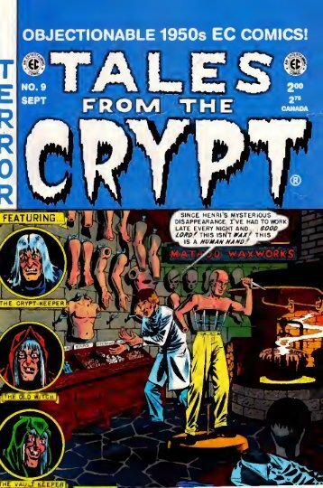 Tales from the Crypt 025