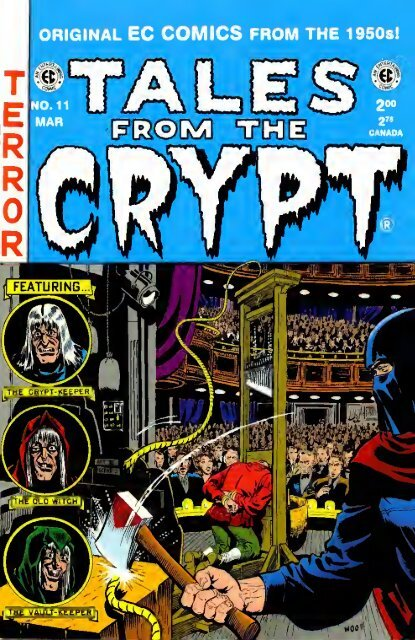 Tales From The Crypt #6 EC Annuals