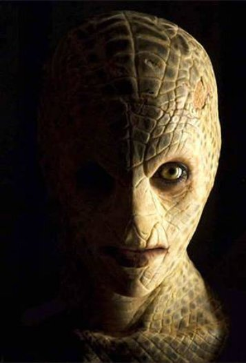 Reptilians, UFOs, and Mars