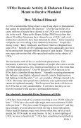 Reptilians, UFOs, and Mars - Page 2