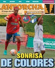 Antorcha Deportiva 220