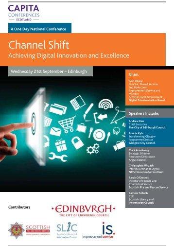 Channel Shift