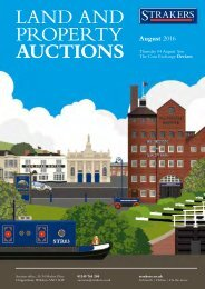 LAND AND PROPERTY AUCTIONS