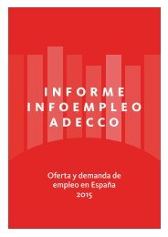 Infor me Infoempleo ADECCO