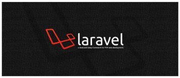 Laravel Web Application Framework - PHP Framework that used to do things uniquely!