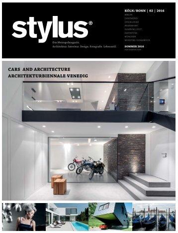 Stylus 02/2016 – Köln/Bonn