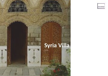 Syria Villa_Single Pages