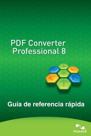 PDFCPro_QRG-esp
