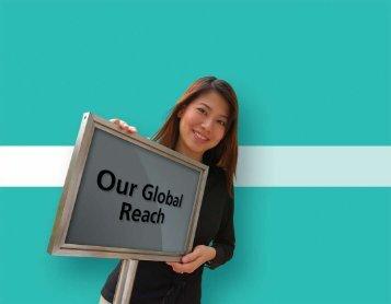 Our Global Reach - International Enterprise Singapore