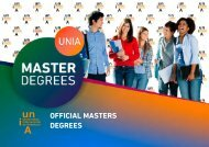 OFFICIAL MASTERS DEGREES