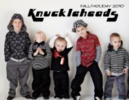 KH fall 2010 catalog view 1 - Knuckleheads Clothing
