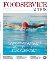 EP Food Service Action August 2016