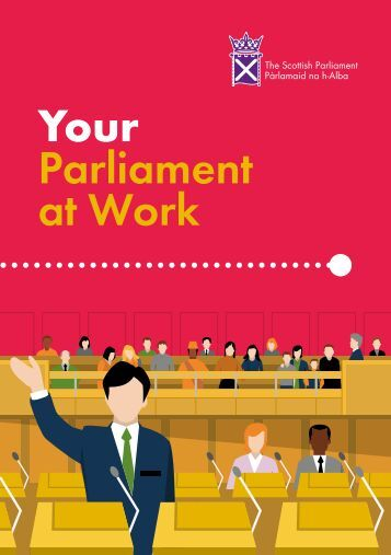 Your Parliament at Work