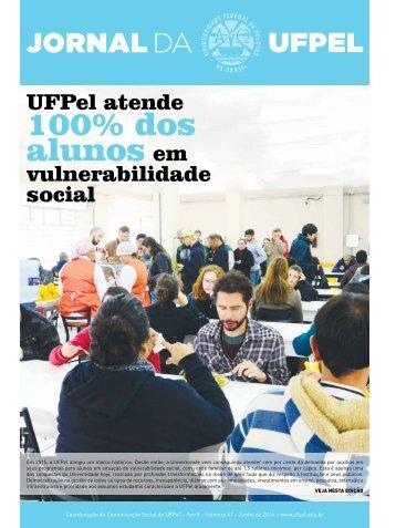 Jornal UFPel #47 JUN 2016 (WEB)