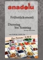 Speisekarte Anadolu Restaurant  - Page 2