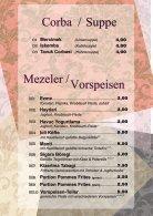 Speisekarte Anadolu Restaurant  - Page 3