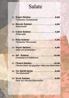 Speisekarte Anadolu Restaurant  - Page 4