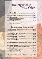 Speisekarte Anadolu Restaurant  - Page 5