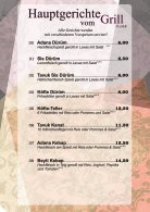 Speisekarte Anadolu Restaurant  - Page 6