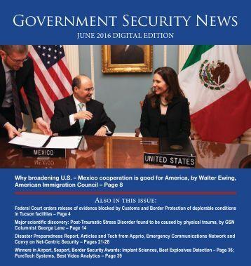 GSN Magazine June 2016 Digital Edition