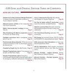 GSN Magazine June 2016 Digital Edition - Page 3