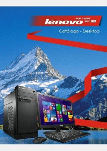 Catalogo Lenovo