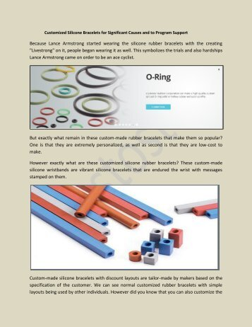 Custom Silicone Rubber Extruded Gaskets
