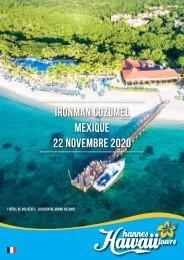 Hannes Hawaii Tours - IM Cozumel 2020 FR