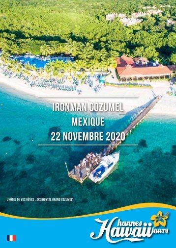 Hannes Hawaii Tours - IM Cozumel 2018 FR