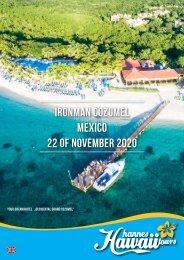 Hannes Hawaii Tours - IM Cozumel 2020 EN coming soon