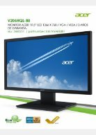 Acer Monitores - Page 4