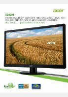 Acer Monitores - Page 7