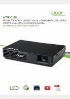 Acer Proyector - Page 2