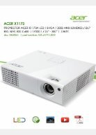 Acer Proyector - Page 4