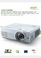 Acer Proyector - Page 6