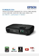 Epson Proyector - Page 2