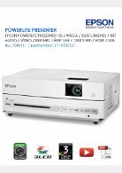 Epson Proyector - Page 5