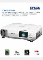 Epson Proyector - Page 7