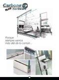 Catálogo de Elite Hardware para Vidrio Templado - Page 2