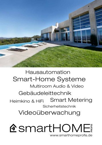 smartHOME Profis Onlineprospekt