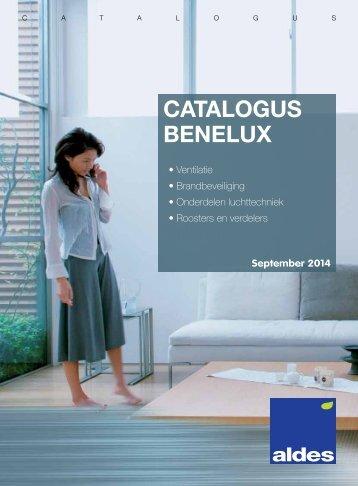 Aldes Catalogus NL 2014-2015