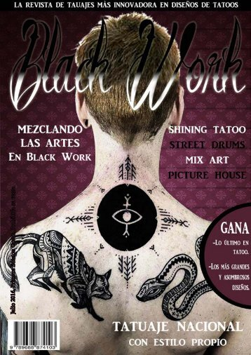 REVISTA TATTOO