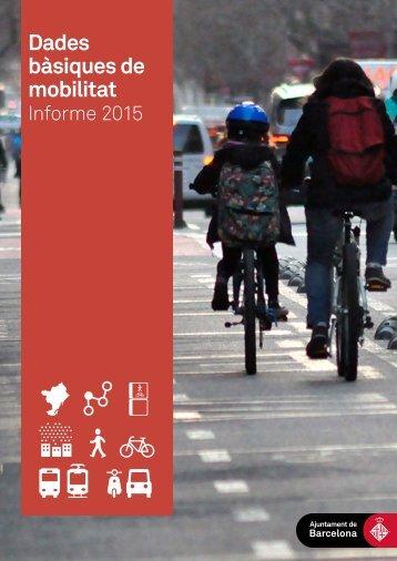 Dades bàsiques de mobilitat
